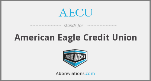 AECU - American Eagle Credit Union