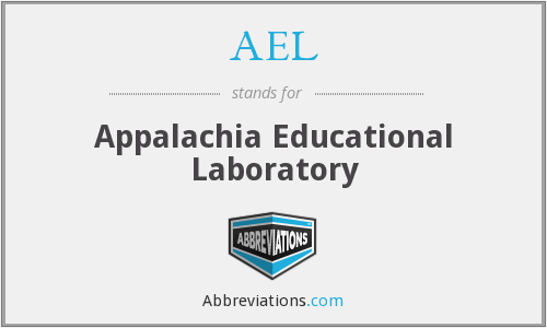 AEL - Appalachia Educational Laboratory