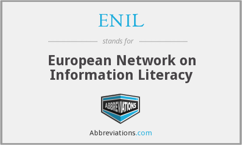 What does ENIL stand for?