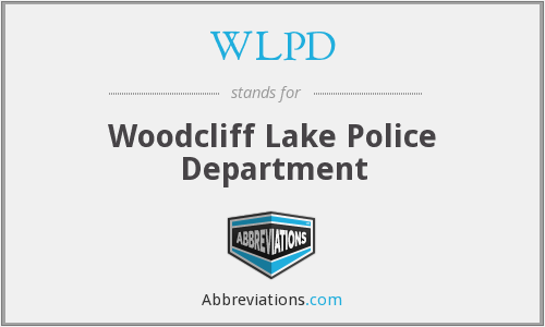 WLPD - Woodcliff Lake Police Department