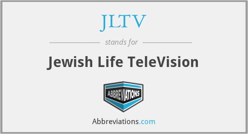 JLTV - Jewish Life TeleVision