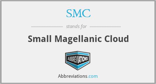 SMC - Small Magellanic Cloud