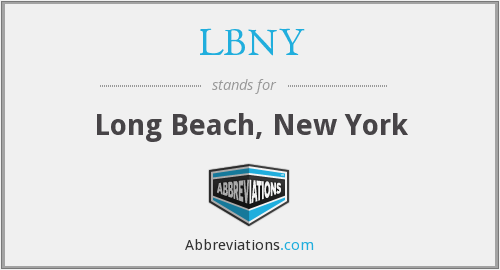 What does LBNY stand for?