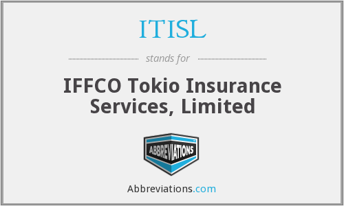 What does ITISL stand for?