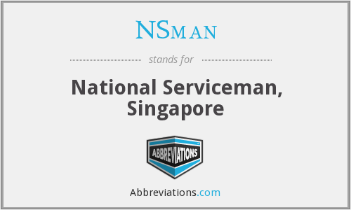 What does NSMAN stand for?