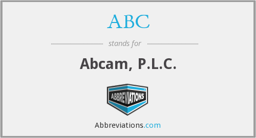ABC - Abcam, P.L.C.