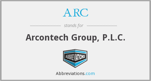 ARC - Arcontech Group, P.L.C.