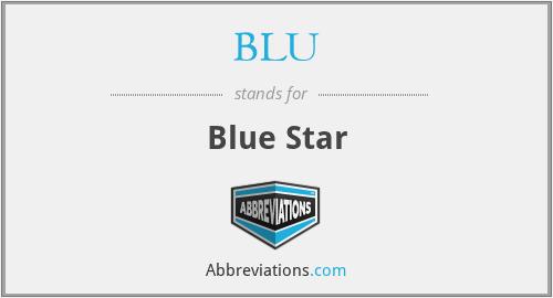 BLU - Blue Star
