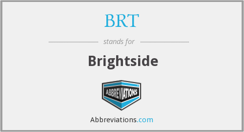 BRT - Brightside