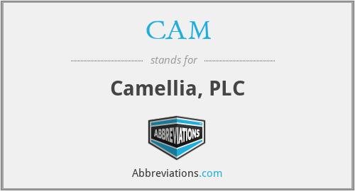 CAM - Camellia, PLC