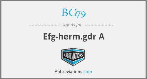 BG79 - Efg-herm.gdr A