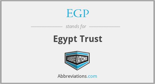EGP - Egypt Trust