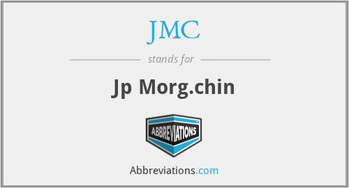 JMC - Jp Morg.chin
