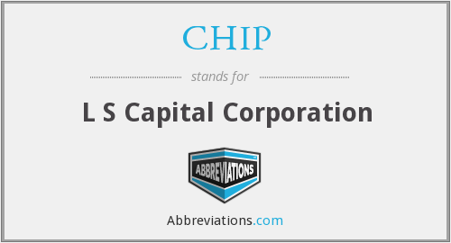 CHIP - L S Capital Corporation