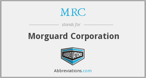 MRC - Morguard Corporation