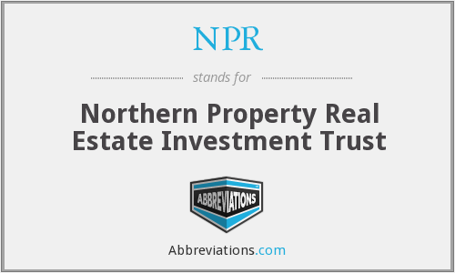 NPR - Northern Property Real Estate Investment Trust