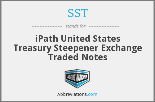 SST - iPath United States Treasury Steepener Exchange Traded Notes