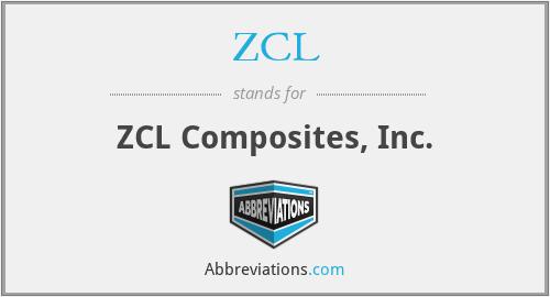 ZCL - ZCL Composites, Inc.