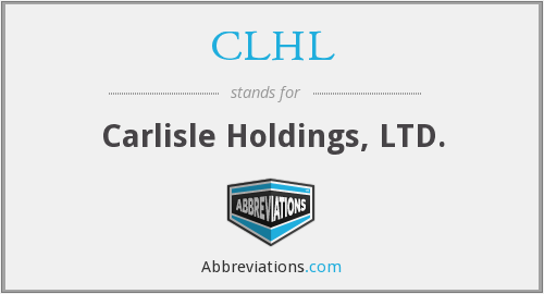 What does CLHL stand for?