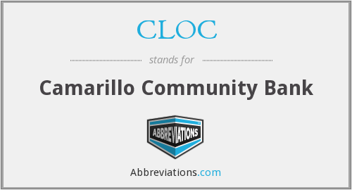 What does CLOC stand for?
