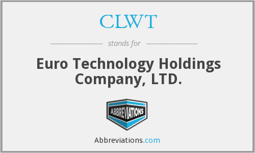 What does CLWT stand for?