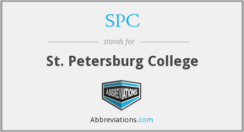 SPC - St. Petersburg College