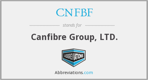 What does CNFBF stand for?