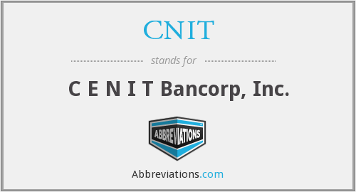 What does CNIT stand for?