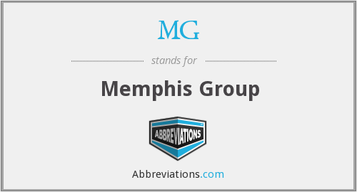 MG - Memphis Group