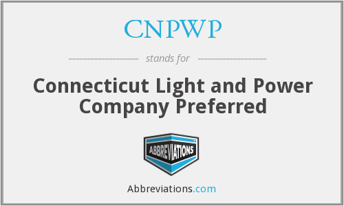 What does CNPWP stand for?