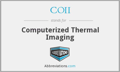 COII - Computerized Thermal Imaging