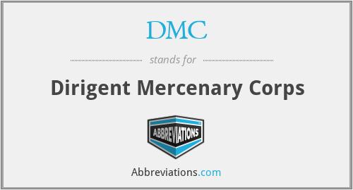 DMC - Dirigent Mercenary Corps