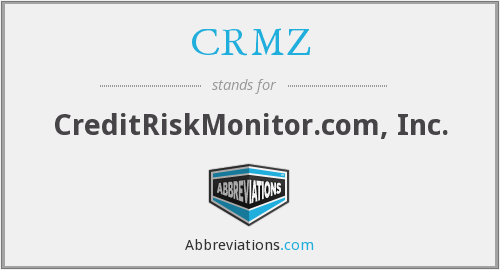 What does CRMZ stand for?