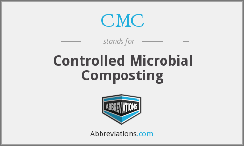 CMC - Controlled Microbial Composting