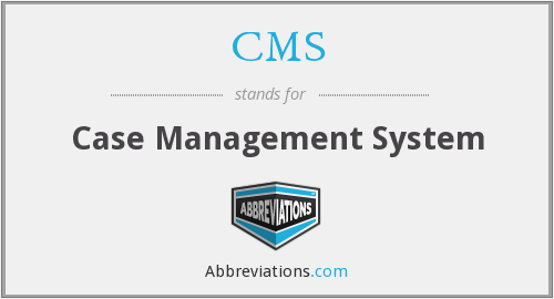 CMS - Case Management System