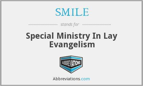 SMILE - Special Ministry In Lay Evangelism