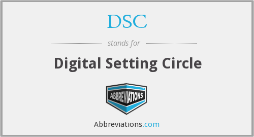 DSC - Digital Setting Circle