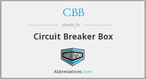 CBB - Circuit Breaker Box