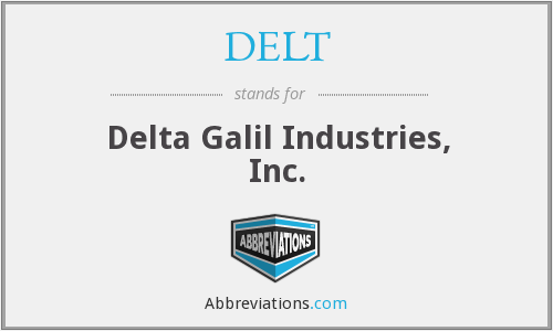 What does DELT stand for?