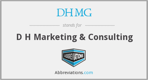 What does DHMG stand for?