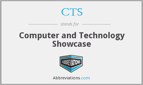 CTS - Computer and Technology Showcase