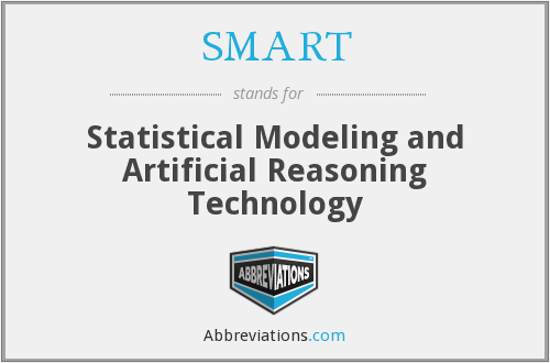 SMART - Statistical Modeling and Artificial Reasoning Technology