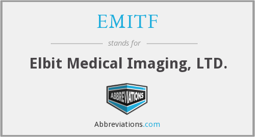 What does EMITF stand for?