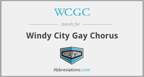 WCGC - Windy City Gay Chorus
