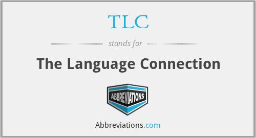 TLC - The Language Connection