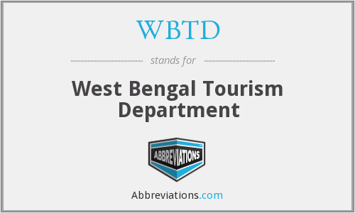 WBTD - West Bengal Tourism Department