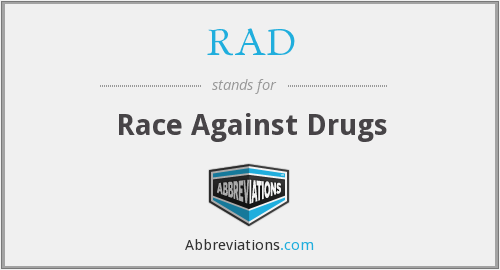 RAD - Race Against Drugs