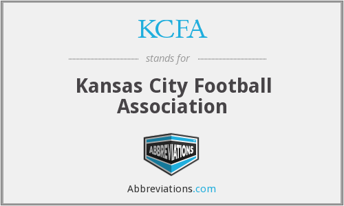 KCFA - Kansas City Football Association
