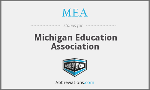 MEA - Michigan Education Association