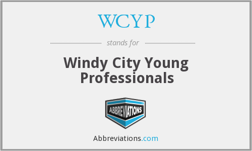 WCYP - Windy City Young Professionals